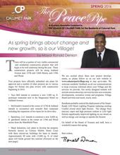 Village of Calumet Park 2016 SPRING PeacePipe Newsletter