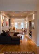 GUT RENOVATION IN DITMAS PARK
