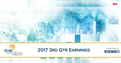 CBCO 2nd Qtr Earnings