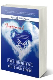 Grief Diaries Shattered book