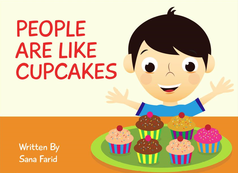 PEOPLE ARE LIKE CUPCAKES