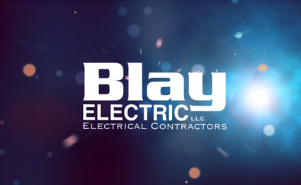 Blay Electric Innovation Logo