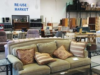 Stardust Building Supplies Gently-Used Furniture