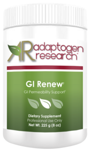 Adaptogen Research, GI Renew