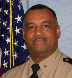 Photo of Major James R. Clarke, Jr. Chief Deputy