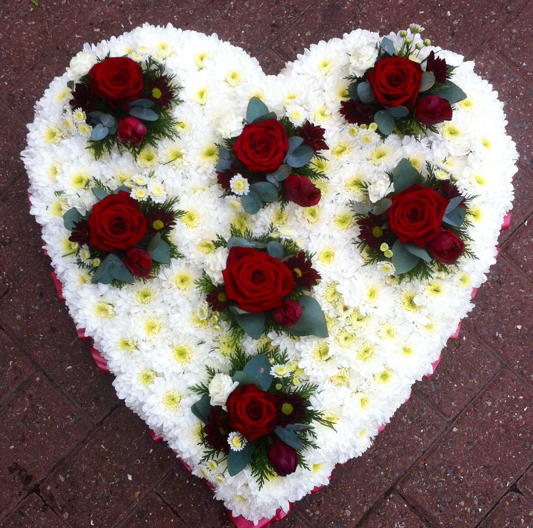 Funeral flowers pillows and cushionsfrom 25 izmirmasajfo Choice Image