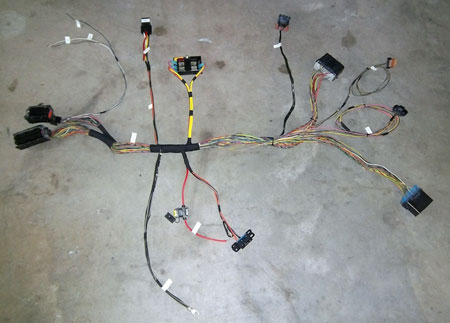 Duramax – Lb7 Engine Wiring Harness