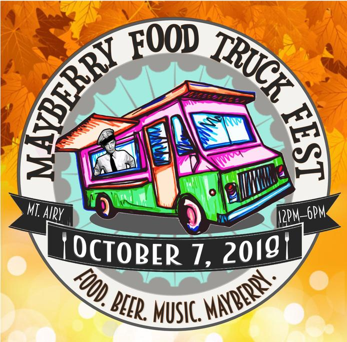 Mayberry Food Truck Fest