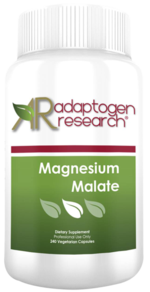 Adaptogen Research, Magnesium Malate 240 VC
