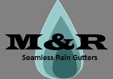 M Amp R Seamless Rain Gutters Gutter Installation Gutter Repair