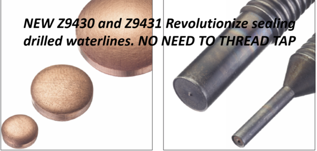 Z9430 Copper Seal Plug