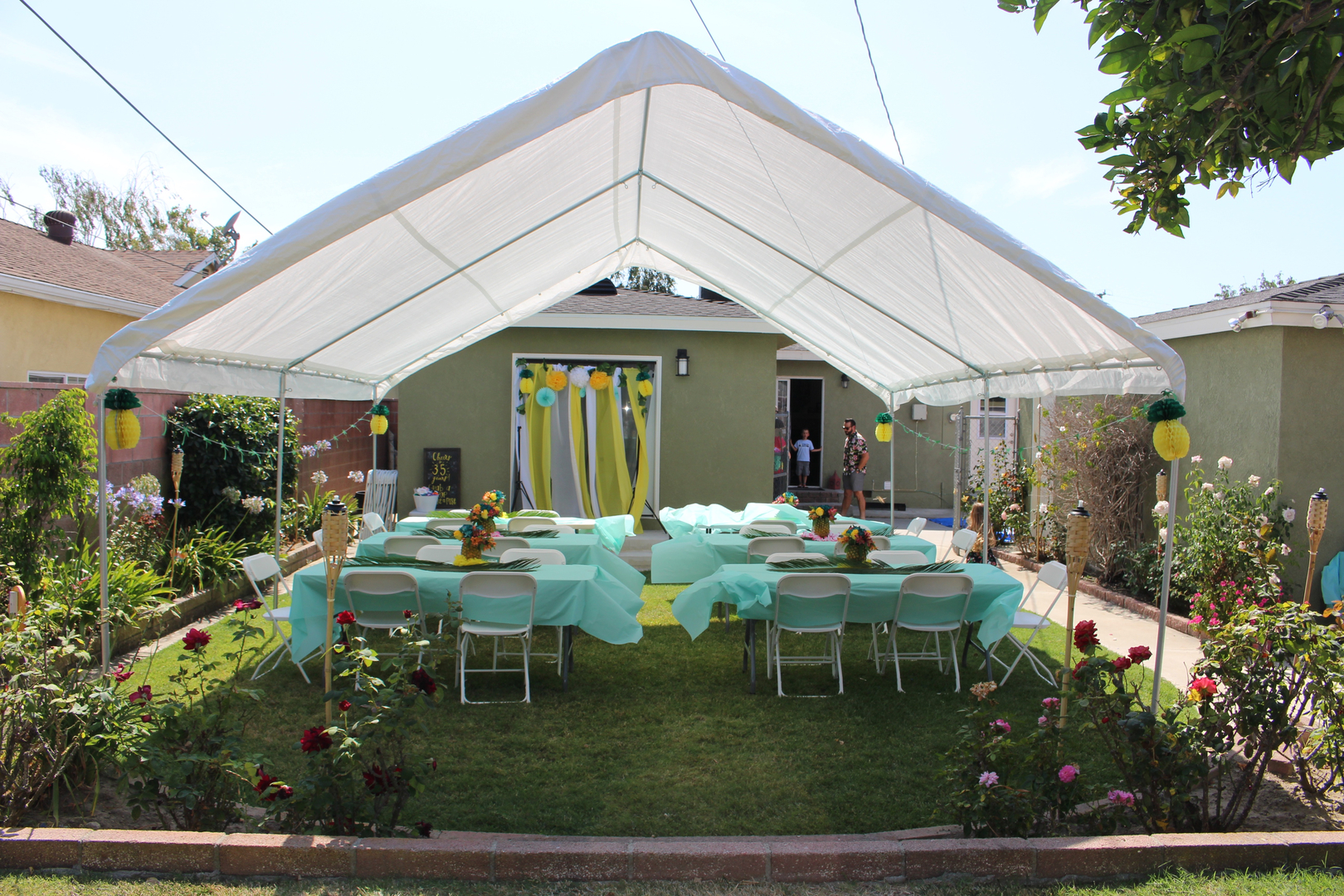 party rentals downey party rental services event rentals