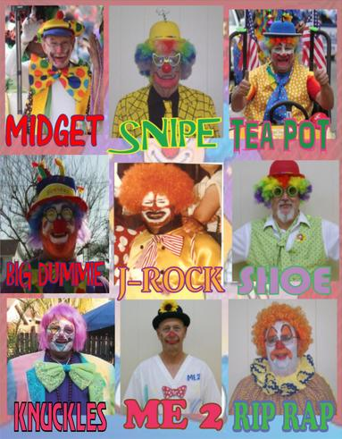 Houma Shrine Clown Unit
