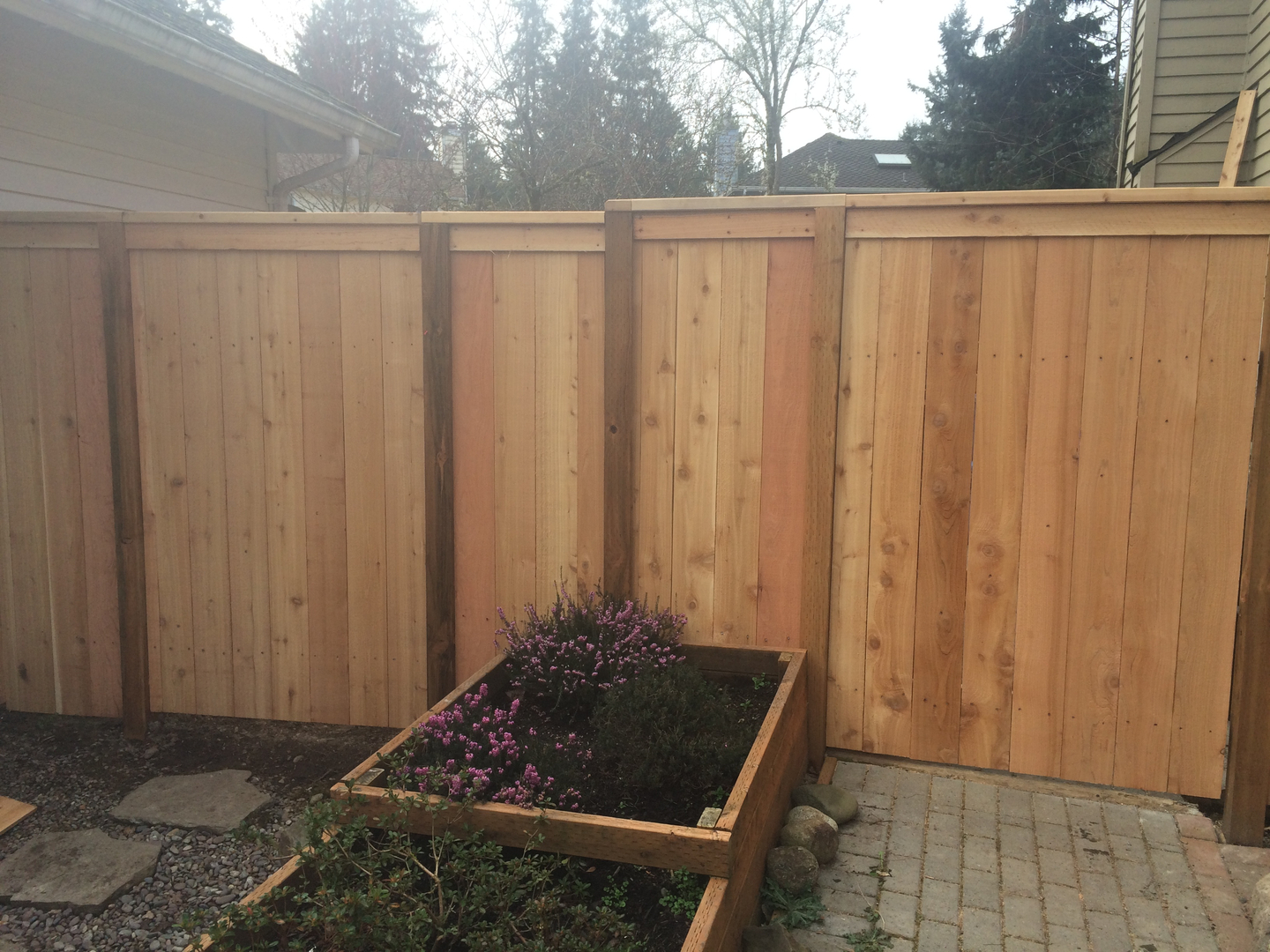 Kent fence company wood fence chain link fence fence kent fence company wood fence chain link fence fence contractor quality fences installed all american fencing baanklon Images