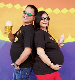 maternity shoot photographer in gurgaon