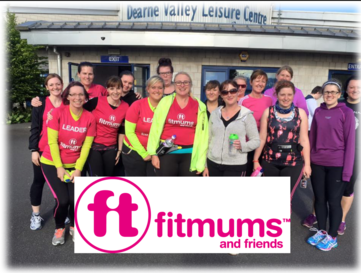 Fit mums based at Dearne Valley !