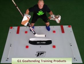how to train a goalie