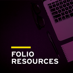 Link to a Folio resource guide.