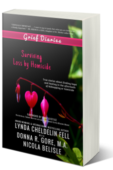 Grief Diaries Surviving Loss by Homicide book