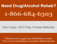 Drug -Alcohol referrals