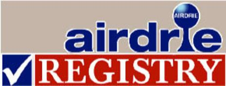 Airdrie Registry