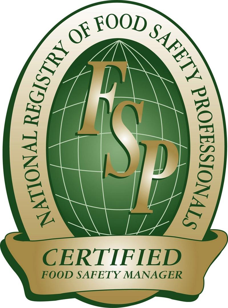 Customized performance training food safety certification 8154834434 xflitez Images