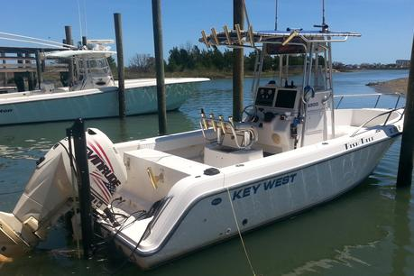 Catch 1 sport fishing charters fishing charters for Murrells inlet fishing charter