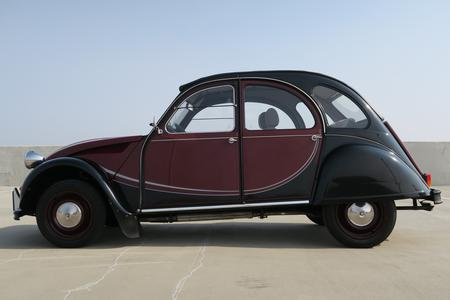 1973 Citroen 2CV 6 Charleston Edition for sale at Motor Car Company in San Diego California