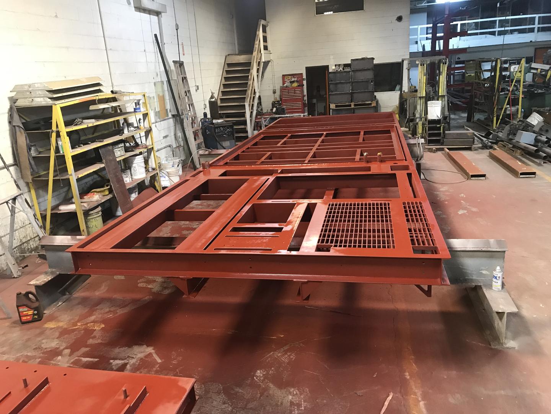 Camco Fab Llc Structual Steel Fabrication