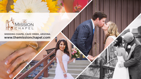 Ultimate Small Wedding Chapel Package 850