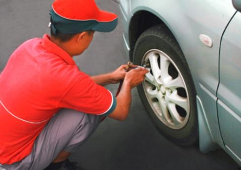 TIRE AIR PRESSURE CHECKS SERVICES