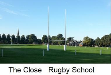 Rugby School Close