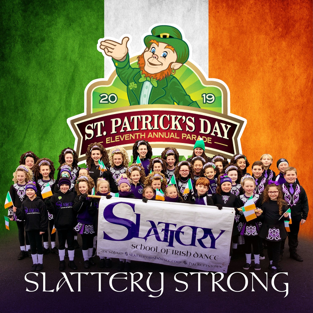 Slattery School of Irish Dance in Hackettstown, New Jersey