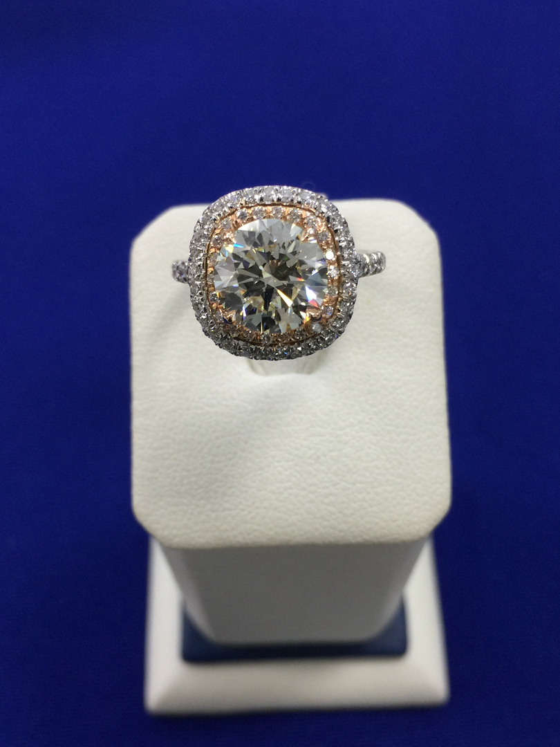 kate of ring engagement rings princess sterling halo inspired silver natural william jewelrypalace various topaz diana colors blue palace stones semi products precious