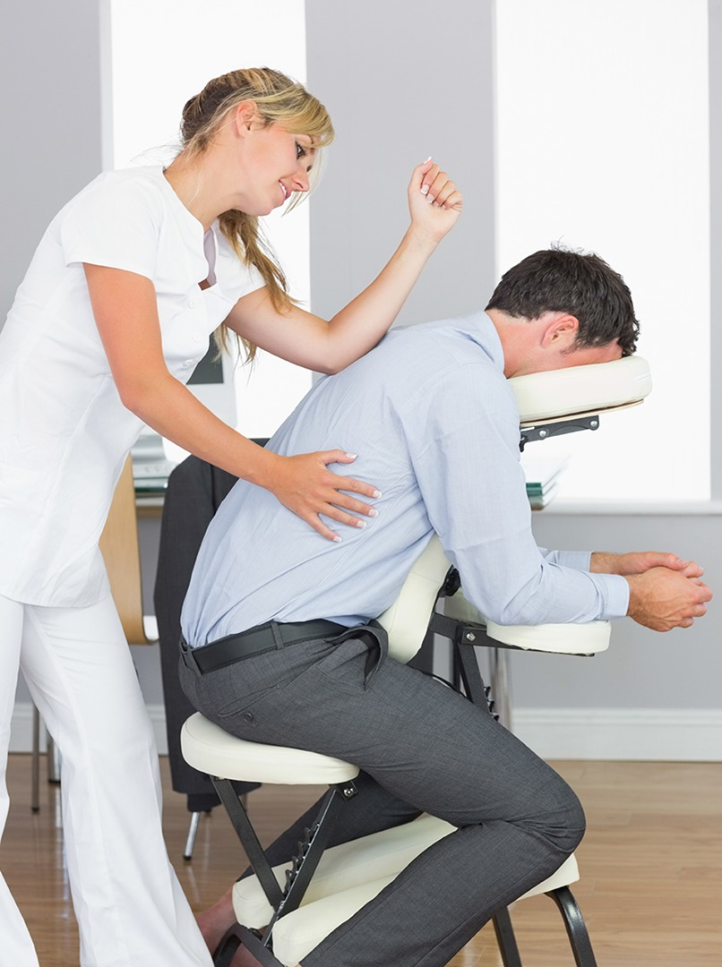 Chair massage therapy - On Site Chair Massage And Mobile Massage In Santa Rosa Ca Sonoma County