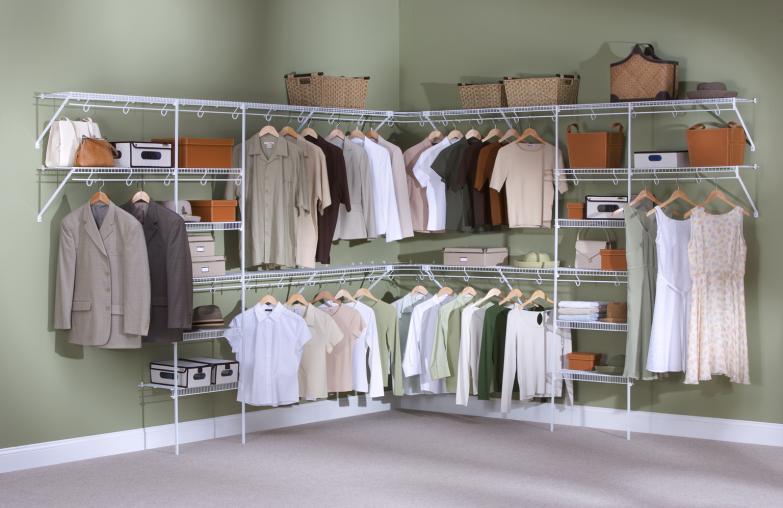 Wire shelving melamine shelving shower doors shower enclosures closet classics inc bluffton sc