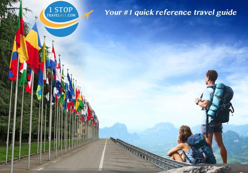 1 STOP TRAVEL 411 TRAVEL GUIDE CONTACT ME PAGE