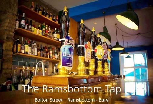 The Ramsbottom Tap on Bolton Street