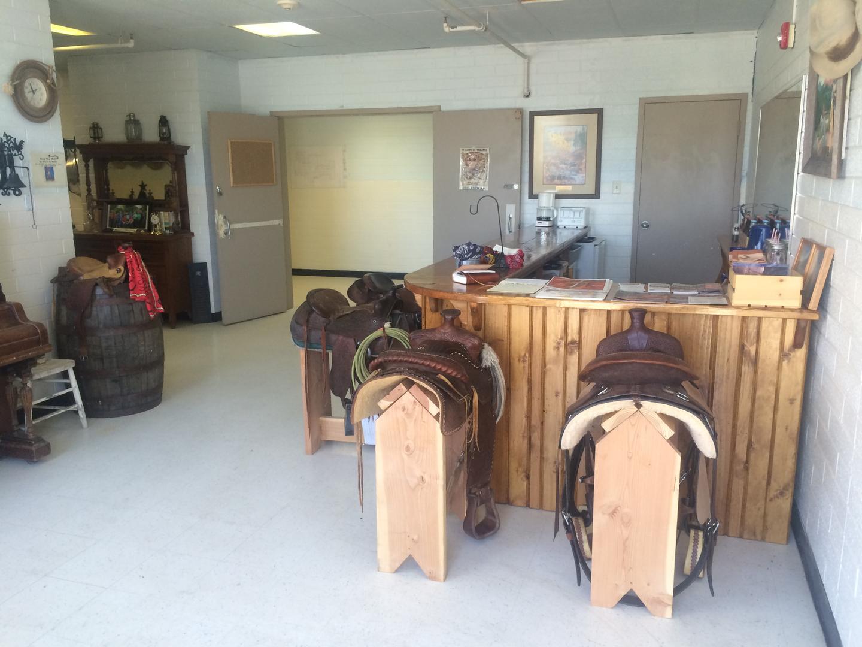 the cowboy bunkhouse