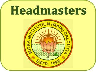 Name of Heasmasters since beginning