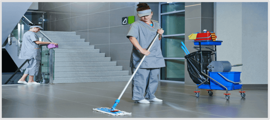 Health Care Facility Cleaning Services and Cost Edinburg Mission McAllen TX RGV Janitorial Services