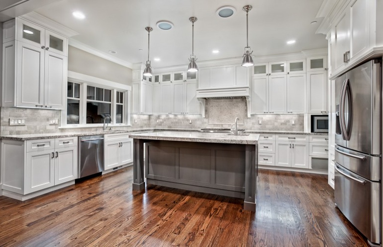 kitchen cabinet refacing, custom cabinetry - nuface cabinetry