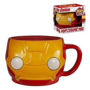 pop tasse mug ironman