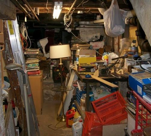 BASEMENT JUNK REMOVAL ALBUQUERQUE NM