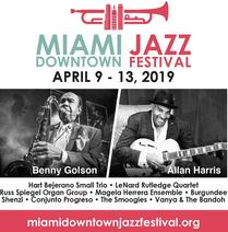 Miami Events; Jazz Festival; Miami Downtown; Live Music; Free Concerts; Live performance; top Bands; Saxophonist