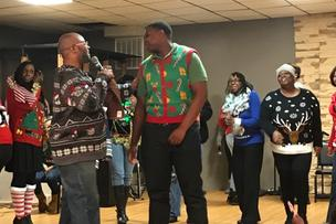 Ugly Sweater Cover Photo