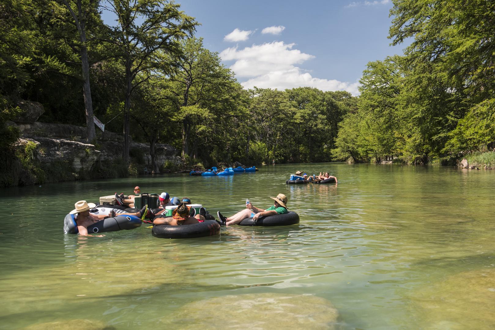 Concan River Lodging - Cabin Rentals, Rental Homes, Vacation