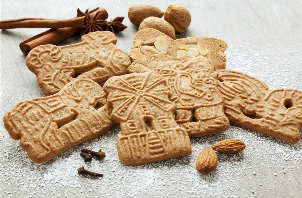 cookies sometimes spelled speculoos otherwise known as dutch windmill ...