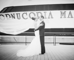 NJ Yacht Wedding Commander Package