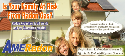 DIY Radon testing kit